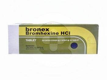 Bronex Tablet 8 mg  harga terbaik 2582