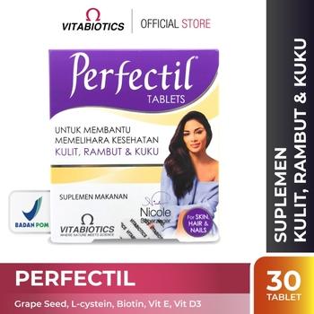 Vitabiotics Perfectil Tablet  harga terbaik 319000