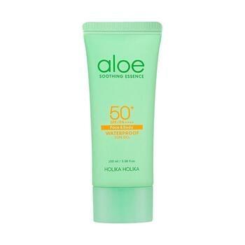 Holika Holika Aloe Waterproof Sun Gel 100 ml harga terbaik 288000