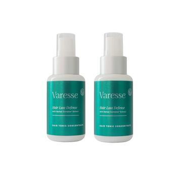 Varesse Hair Tonic Concentrate 60 ml - Bundling 2 Botol harga terbaik 400000