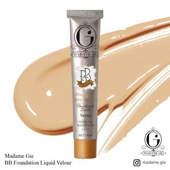 Madame Gie Femme BB Foundation Liquide Velour harga terbaik 27000
