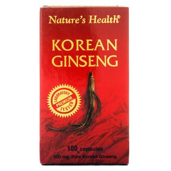 Nature's Health Korean Ginseng harga terbaik
