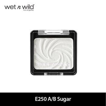 Wet N Wild Color Icon Eyeshadow Single E250 A/B Sugar harga terbaik 69000