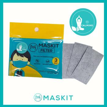 Maskit Refill Filter Aromatherapy Series - Calming  harga terbaik