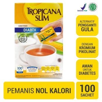 Tropicana Slim Sweetener Diabtx  harga terbaik 87700