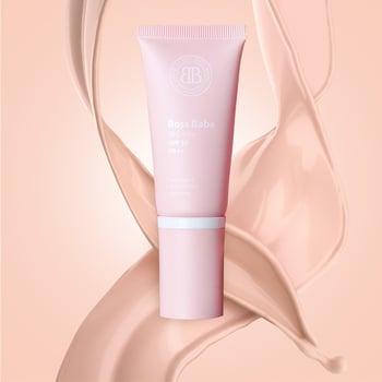 Beauty Boss Babe BB Cream - Rosie harga terbaik 180000