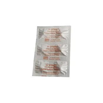 HI-D 1000 tablet adalah obat yang digunakan untuk menaikkan kadar vitamin D