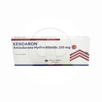 Kendaron Tablet 200 mg (3 Strip @ 10 Tablet )