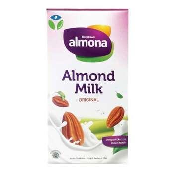 Almona - Almond Milk Powder Original 175 g harga terbaik 39000