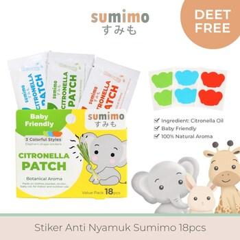 Sumimo Sticker Anti Nyamuk  harga terbaik 45000