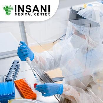 Swab PCR Test COVID-19 (Express Result) di Insani Medical Center (IMC), Jakarta Timur