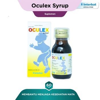 Oculex Sirup 60 mL harga terbaik