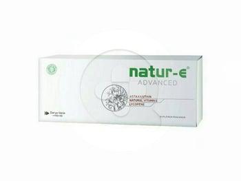 Natur-E Advanced Soft Kapsul  harga terbaik 42235