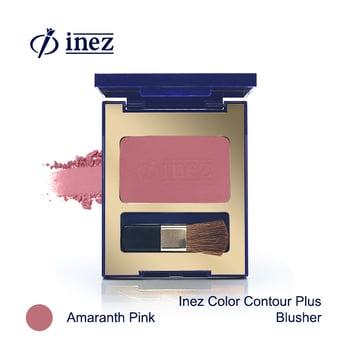 Inez Color Contour Plus Blusher - Amaranth Pink harga terbaik