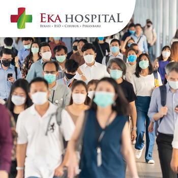 Titer Antibody Test COVID-19 di Eka Hospital