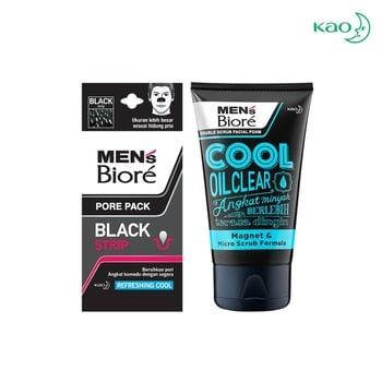 Men'S Biore Dirty Pore No More Pack - Oil Clear harga terbaik 43400