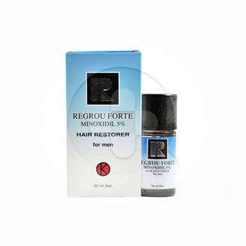 Regrou Forte tetes adalah obat untuk mengobati kebotakan.