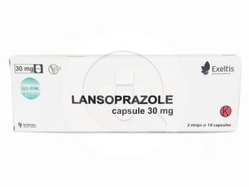Lansoprazole Nufarindo Kapsul 30 mg  harga terbaik 10007