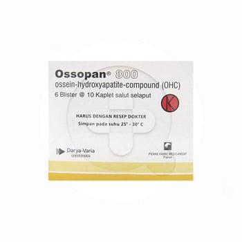 Ossopan Kaplet 800 mg (1 Strip @ 10 Kaplet)