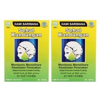 Dami Sariwana Sehat Kandungan Pil  harga terbaik 28000
