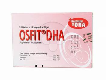 Osfit DHA Kapsul  harga terbaik 165539