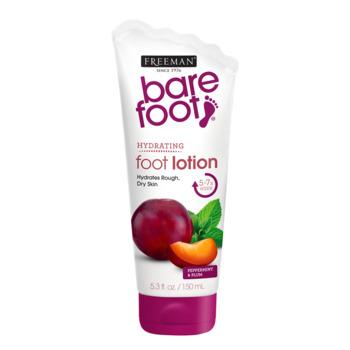 Freeman Bare Foot Hydrating Peppermint & Plum Foot Lotion 150 ml harga terbaik 81400