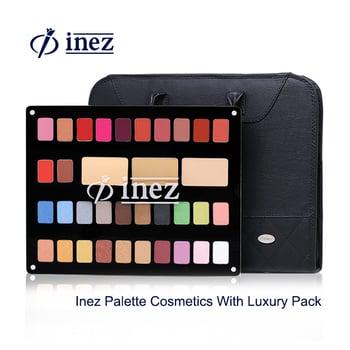 Makeup Palette Inez Kosmetik