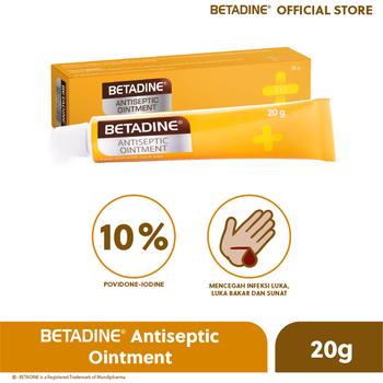 Betadine Salep Antiseptik 20 g harga terbaik
