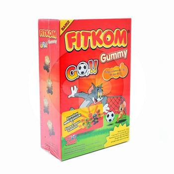 Fitkom Gummy Go!! (1 Box @ 5 Sachets)