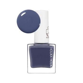 Holika Holika Piece Matching Nails Lacquer BL02 - Blue Suede harga terbaik 55000