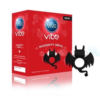 Vivo Vibe Naughty Devil Black  harga terbaik 109000