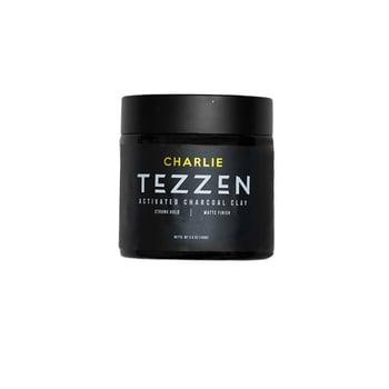 Tezzen Charlie Activated Charcoal Clay 100 g harga terbaik