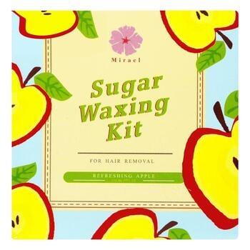Mirael Sugar Waxing Kit Apple 210 ml harga terbaik 95000