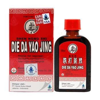 Die Da Yao Jing 30 cc harga terbaik 25780