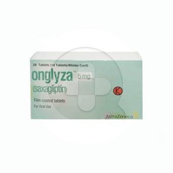 Onglyza dapat digunakan untuk terapi tambahan penderita militus tipe 2 pada orang dewasa
