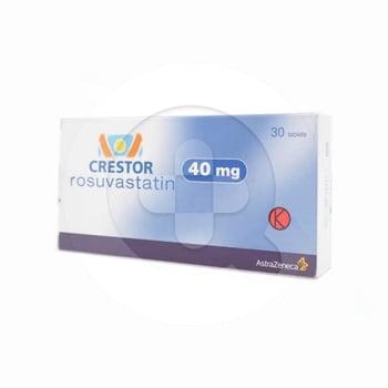 Crestor Tablet 40 mg  harga terbaik