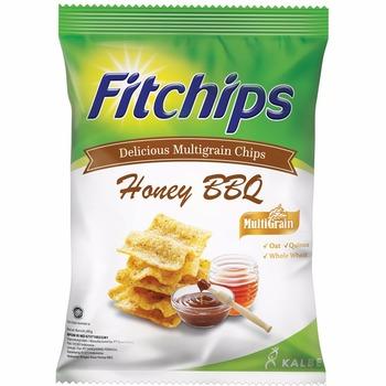 Fitchips Honey BBQ 60 g