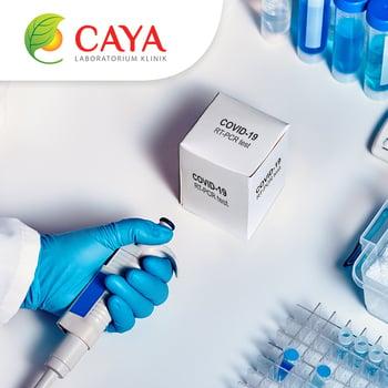 Swab PCR Test COVID-19 di Laboratorium Klinik Caya Depok, Jawa Barat