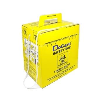 DoCare Safety Box Kapasitas 12.5 Liter harga terbaik 771700