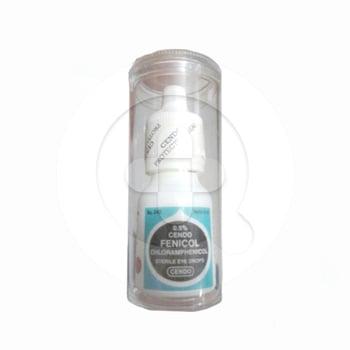 Cendo Fenicol Tetes Mata 0,50% - 5 mL