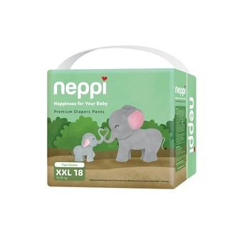 Neppi Premium Baby Diaper Pants XXL 18 harga terbaik 69000