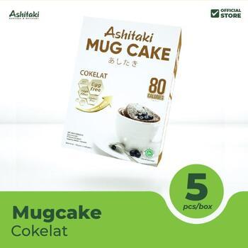 Ashitaki Mug Cake Chocolate 42 g  harga terbaik 20000