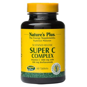 Nature's Plus Super C Complex Tablet  harga terbaik 368000