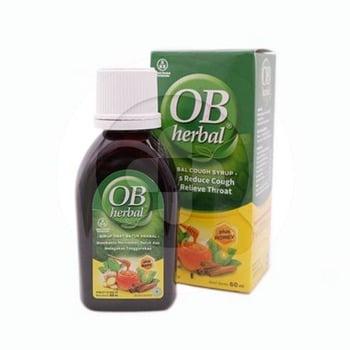 OB Herbal Sirup 60 mL harga terbaik 10308