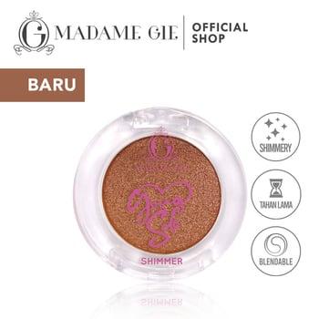 Madame Gie Going Solo Shimmery Pressed Eyeshadow 14 - Firework harga terbaik 16000