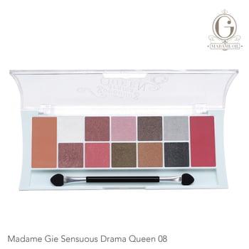 Madame Gie Eyeshadow Sensuous Drama Queen 08 harga terbaik 24000
