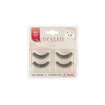 Tickled Seven - Twin Pack Eyelashes Elated Flair 1.3 harga terbaik
