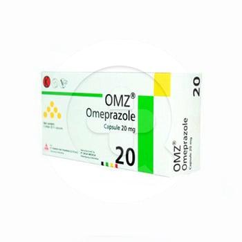 OMZ Omeprazol digunakan untuk pengobatan jangka panjang tukak duodenal