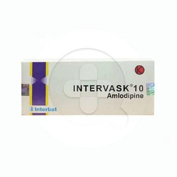 Intervask Tablet 10 mg  harga terbaik