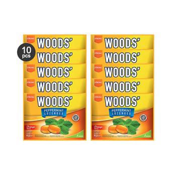 Woods Lozenges Orange Family Pack  harga terbaik 52250